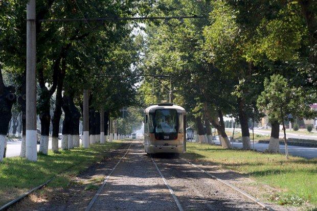 Самарқандда трамвай қатнови йўлга қўйилади