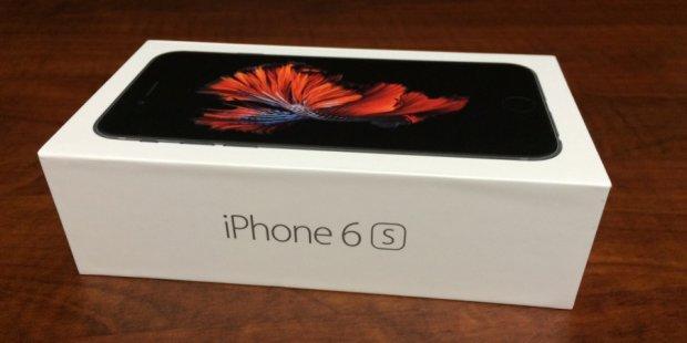 Санкт-Петербургдаги дўкондан iPhone 6S'ни ўғирлаб, қутисига совун солиб кетишди