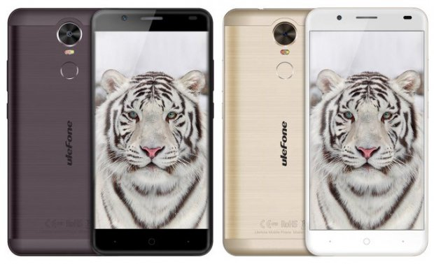 Ulefone бармоқ изи сканерига эга арзон Tiger моделини эълон қилди