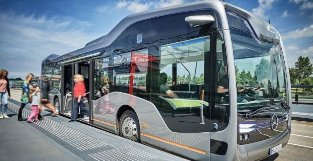 Олма-Отада икки юзта немис автобуси қатнайди