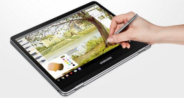 Samsung ручкали премиум Chromebook Pro ноутбукини тайёрлади