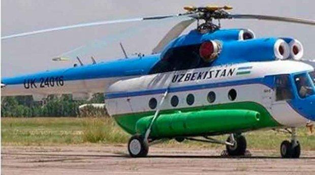 Фарғонада ҳарбий вертолётнинг қулаш сабаблари тахмин қилинмоқда