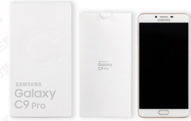 Samsung Galaxy C9 Pro ҳақидаги тафсилотлар анонсгача ошкор бўлди