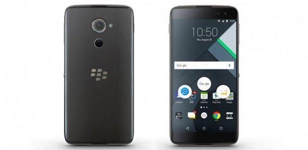 Blackberry DTEK60 смартфони расман намойиш этилди