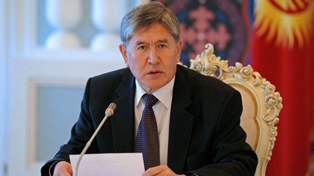 Қирғизистон президенти маслаҳатчисини ишдан бўшатди