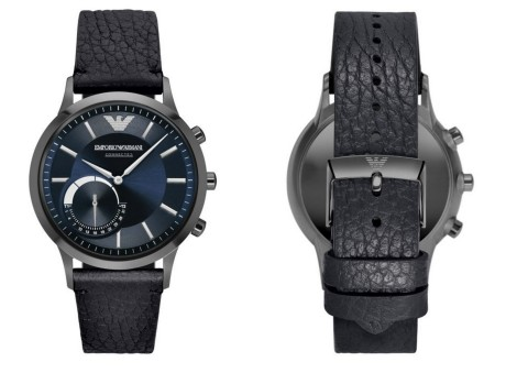 EA Connected Watch – Fossil ва Emporio Armani'дан ақлли соат