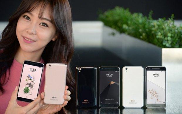 LG Nexus 5X услубидаги арзон LG U смартфонини тақдим қилди