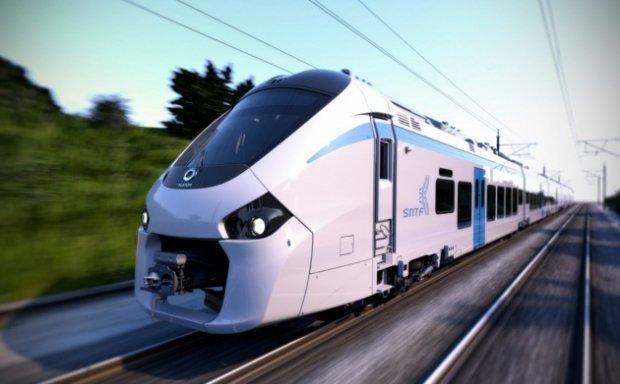 Германияда 2017 йилдан водородда ҳаракатланувчи поезд қатнайди