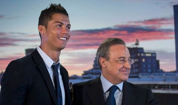 Расман! Роналду «Реал» билан шартномасини 2021 йилга қадар узайтирди