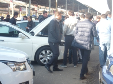 Сирғали автомобил бозоридаги миллий автомобиллар нархлари (2016 йил 6 ноябрь)