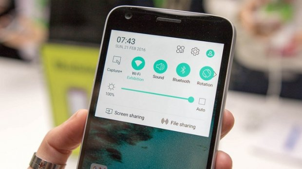 LG G5 Android 7.0 Nougat версиясига янгиланишни бошлади