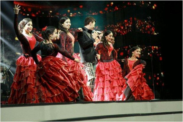 Xonanda Botir Qodirovning konsertidan fotoreportaj