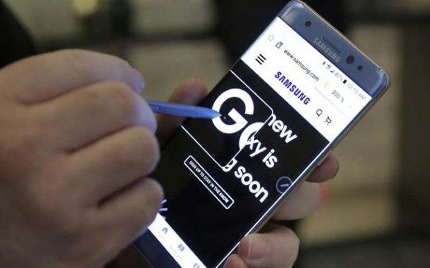 Samsung компанияси АҚШ нашрларидан реклама жойлари харид қилмоқда