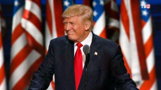 Трамп ўзбеклар сингари сайловдаги ғалабаси учун ота-онасига раҳмат айтди
