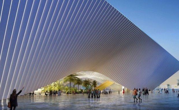 Дубайдаги Expo-2020 кўргазмаси бюджети 8 миллиард долларни ташкил қилди