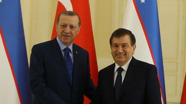 "Шавкат Мирзиёев: ""Туркия – биринчилардан бўлиб Ўзбекистон мустақиллигини тан олган давлат"""