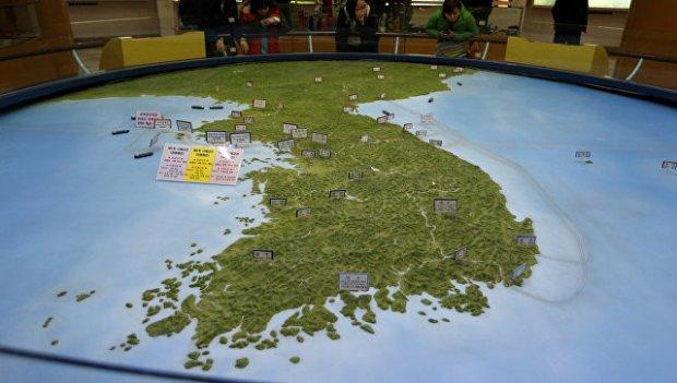 Жанубий Корея Google'га картографик маълумотларни тақдим этмайди