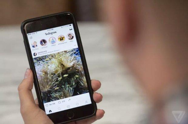 Instagram'нинг янги версияда Facebook'даги имконият пайдо бўлди