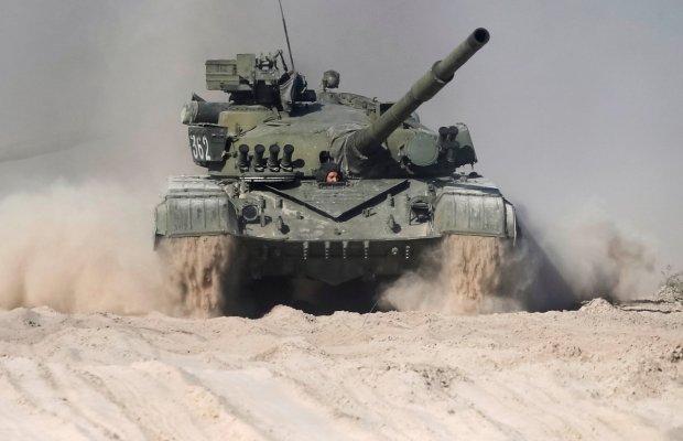 """Ukraina 600 mln dollar evaziga Pokiston tanklarini """"yangilab"""" beradi"""
