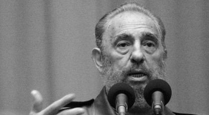 Фидель Кастро вафот этди