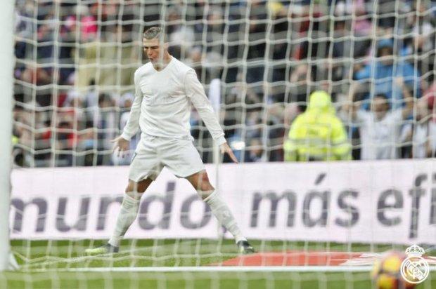 «Реал» аутсайдерни қийинчилик билан мағлуб этди