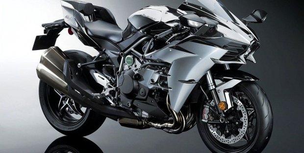 Kawasaki мотоцикллари сунъий идрокли бўлади