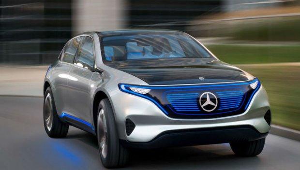 Daimler электромобиллар ишлаб чиқаришга 10 миллиард евро ажратади