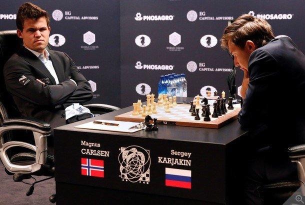 Норвегча мот: Жаҳон шахмат тожининг соҳиби маълум бўлди
