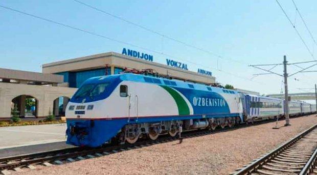 Узоқ кутилган янгилик: Андижондан Москвага поезд қатнайди