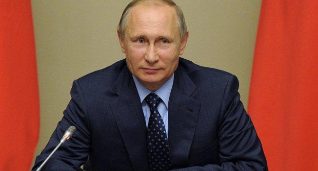 Путин ҳам адашади…