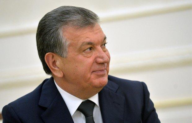 Шавкат Мирзиёев штаби сайловдаги ғалаба шарафига байрам торти ҳозирлаб қўйди