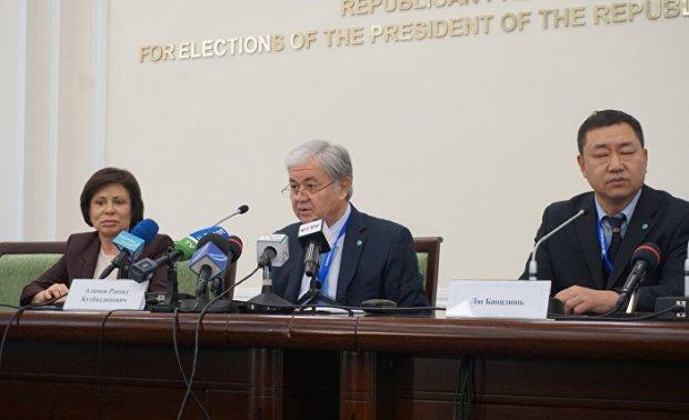 ШҲТ: Ўзбекистондаги президентлик сайлови ошкора ва демократик тамойиллар асосида бўлиб ўтди