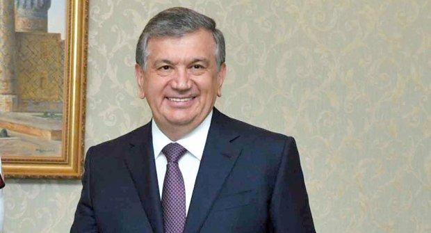 Shavkat Mirziyoyev O'zbekiston Respublikasining yangi prezidenti