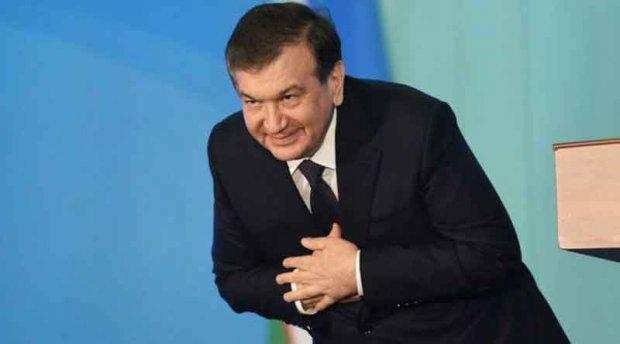 Шавкат Мирзиёев уни сайлаган халққа таъзим қилди