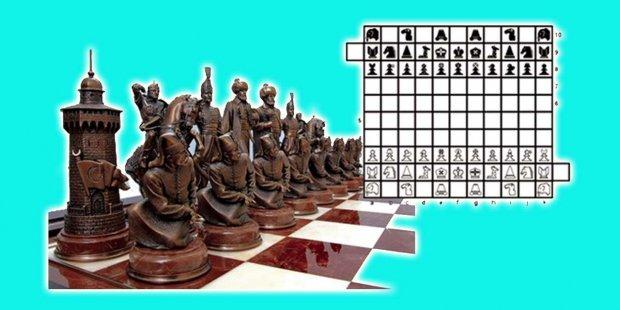 Шоҳрух номи шахмат билан боғлиқ…ми?
