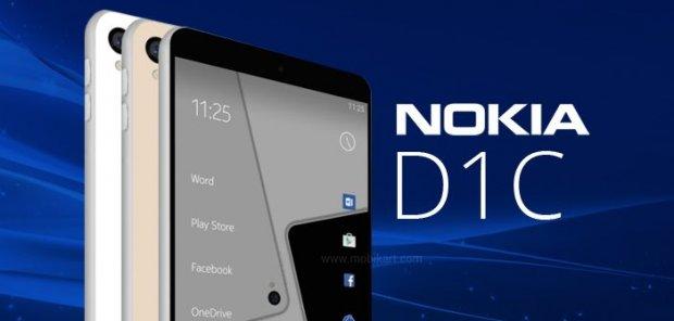 Nokia D1C моделининг нархи маълум қилинди