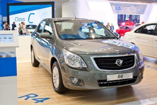 GM Uzbekistan Россияда 1176 та Ravon автомобилини сотди