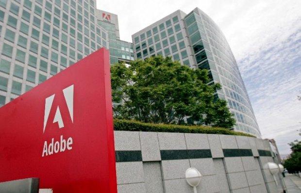 Adobe 2016 йилда рекорд даражада молиявий даромад кўрди
