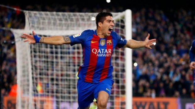 «Барселона» Луис Суарес билан шартномани 2021 йилгача узайтириб, унинг товон пулини 200 млн евро қилиб белгилади