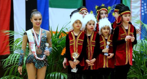 Ёш гимнастикачилар Люксембургда 4 медал соҳиби бўлишди
