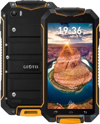 Geotel A1 – ҳимояланган корпус + Android 7.0 Nougat