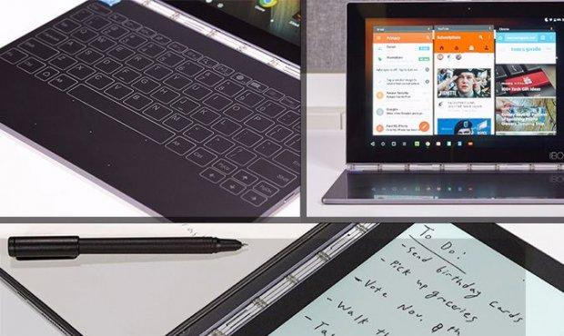 Lenovo 2017 йилда Chrome OS дастурида ишлайдиган мобил компьютерни чиқаради