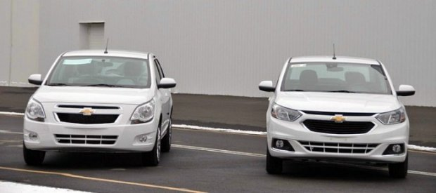 Янгиланган Chevrolet Cobalt/Ravon R4 Ўзбекистонда ишлаб чиқарилиши мумкин