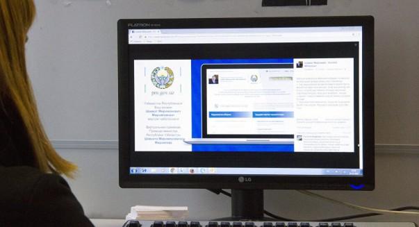 Президент виртуал қабулхонаси очилиши ҳақидаги хабар тасдиқланмади