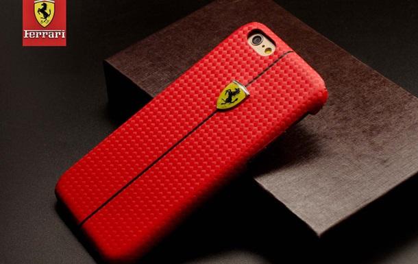 ОАВ: Apple 2017 йилда iPhone Ferrari моделини сотувга чиқаради