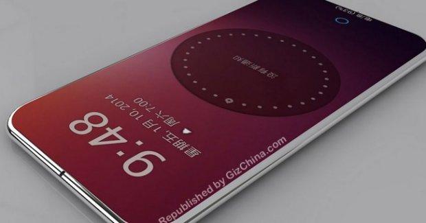 Meizu қўшимча экранли смартфонни патентлади