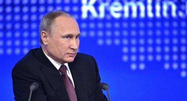 Путин: Россия – исталган агрессордан кучлироқ