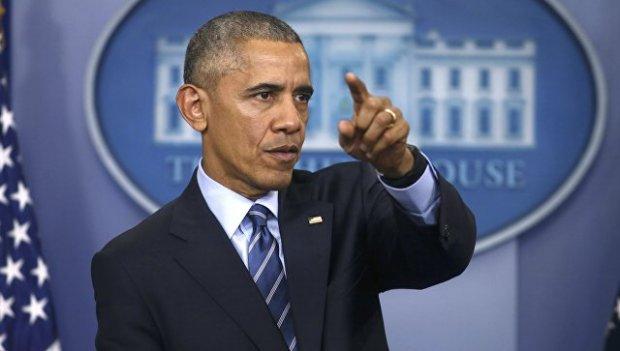Обама Россия билан ҳарбий ҳамкорликни чекловчи қонунни имзолади