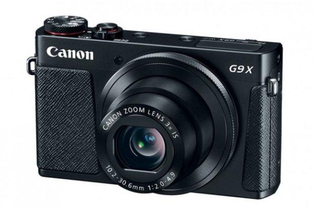 Canon CES 2017 кўргазмасида PowerShot G9 X Mark II камерасини таништиради