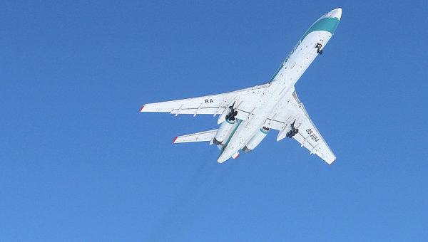 Ту-154 қулаган тахминий жой маълум қилинди